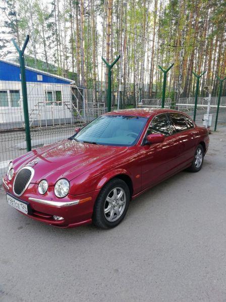 Jaguar S-type 1999 - отзыв владельца