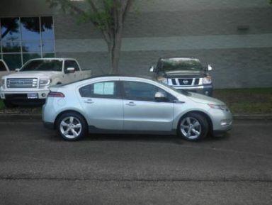 Chevrolet Volt 2012 отзыв автора | Дата публикации 03.06.2021.