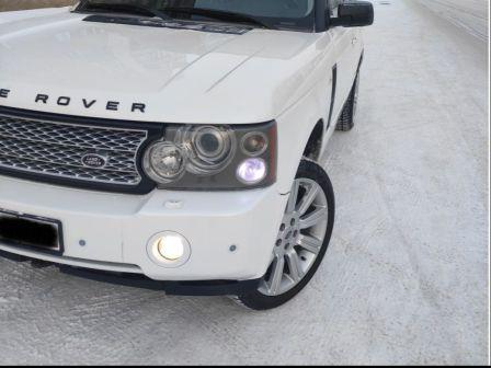 Land Rover Range Rover 2007 - отзыв владельца