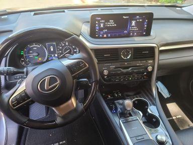 Lexus RX450hL, 2021