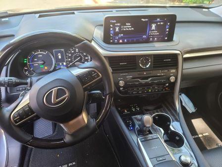 Lexus RX450hL 2021 - отзыв владельца