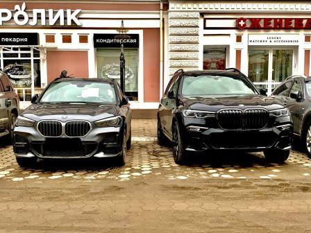 BMW X1 2020 - отзыв владельца