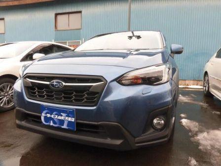 Subaru XV 2017 - отзыв владельца