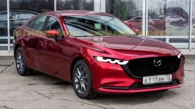 Mazda Mazda6 2021 отзыв автора | Дата публикации 12.06.2021.