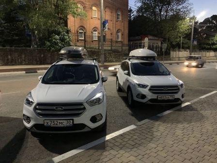 Ford Kuga 2019 - отзыв владельца