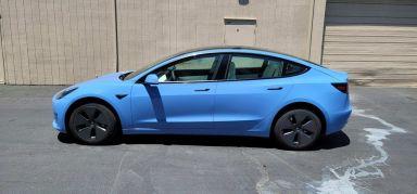 Tesla Model 3, 2021