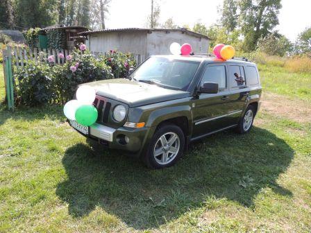 Jeep Patriot 2008 - отзыв владельца