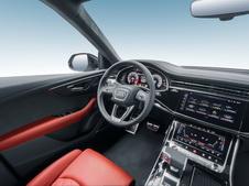 Audi SQ8 2019, 1 поколение