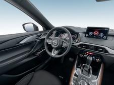Mazda CX-9 2020, 2 поколение, рестайлинг