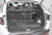 Hyundai Tucson 2020 - Размеры багажника