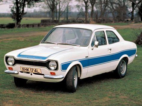 Ford Escort  11.1967 - 10.1974