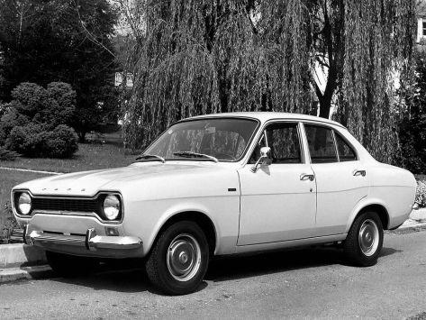 Ford Escort  09.1969 - 10.1974