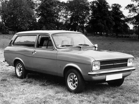 Ford Escort  11.1974 - 07.1977