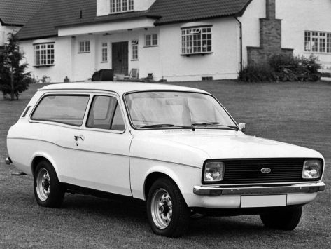 Ford Escort  08.1977 - 08.1980