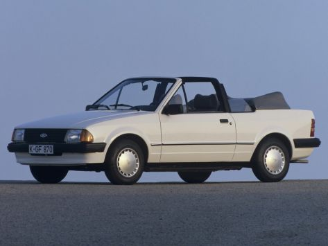 Ford Escort  06.1983 - 02.1986