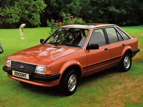 Ford Escort  07.1980 - 02.1986