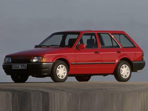 Ford Escort  01.1986 - 07.1990