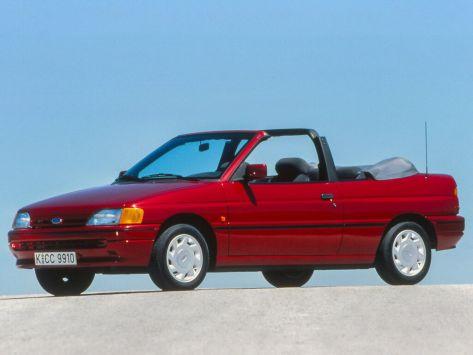 Ford Escort  08.1990 - 07.1992