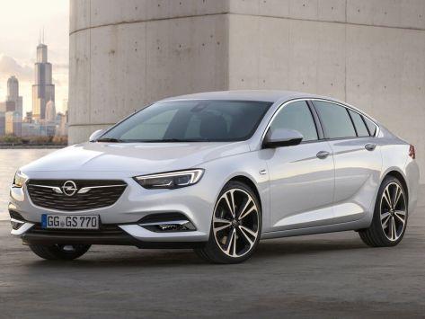 Opel Insignia (Z18) 06.2017 - 11.2020