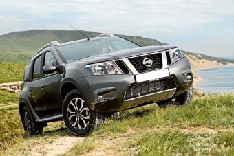 Новый Nissan Terrano по специальной программе «Простые числа»
