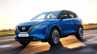 Выберите свой Nissan Qashqai от 8 500 рублей в месяц