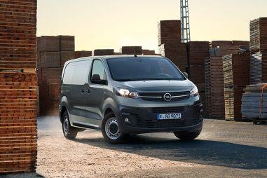 В России расширили гамму Opel Vivaro