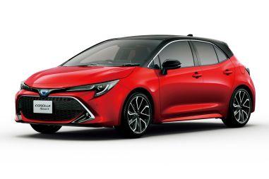 Toyota Corolla пережила обновление в Японии