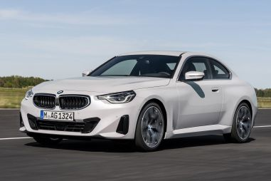 Купе BMW 2 Series нового поколения стало крупнее, но сохранило традиции