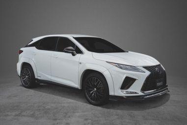 Для Lexus RX выпущен новый обвес от TOMS