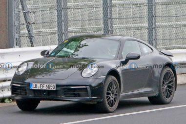 В гамме Porsche 911 появится кросс-версия