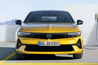 Представлен новый Opel Astra: французская платформа и крутой дизайн
