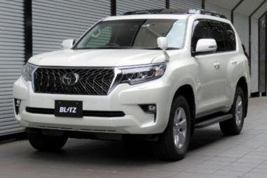 Blitz начала продажи тюнинговой подвески для Land Cruiser Prado