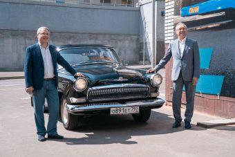 Новое подразделение назвали в честь легендарного главного конструктора ГАЗа Андрея Липгарта.