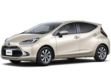 В Японии представили Toyota Aqua нового поколения