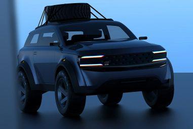 Новая Lada Niva: предложен альтернативный вариант дизайна