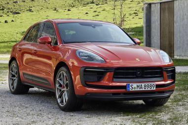Porsche Macan с обновлением стал мощнее и быстрее (+ЦЕНЫ в России)