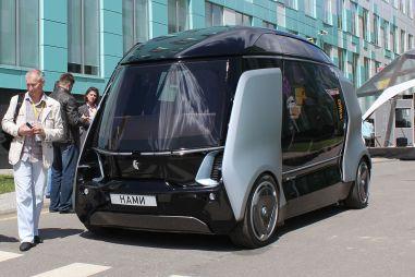Минпромторг профинансирует испытания беспилотных автомобилей и в 2022 году