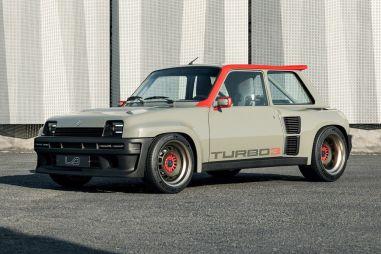 На основе старого Renault 5 сделали 400-сильного монстра