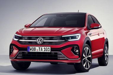 Volkswagen представил еще один компактный кроссовер — Taigo