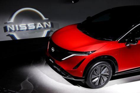 Nissan объявил о неожиданной квартальной прибыли и улучшил годовой прогноз