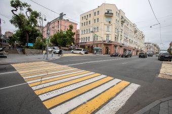 В районе перекрестка с улицей Уборевича будут проводить масштабные работы по замене теплосетей.