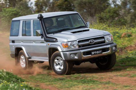 Toyota Land Cruiser 70 переживет очередное обновление