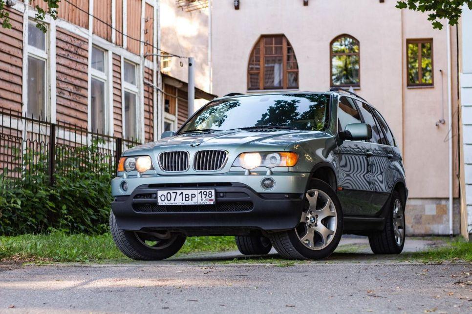 BMW X5 за 450 000 рублей. Что не так?