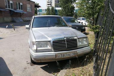 Mercedes-Benz W124: прицениваемся к легенде