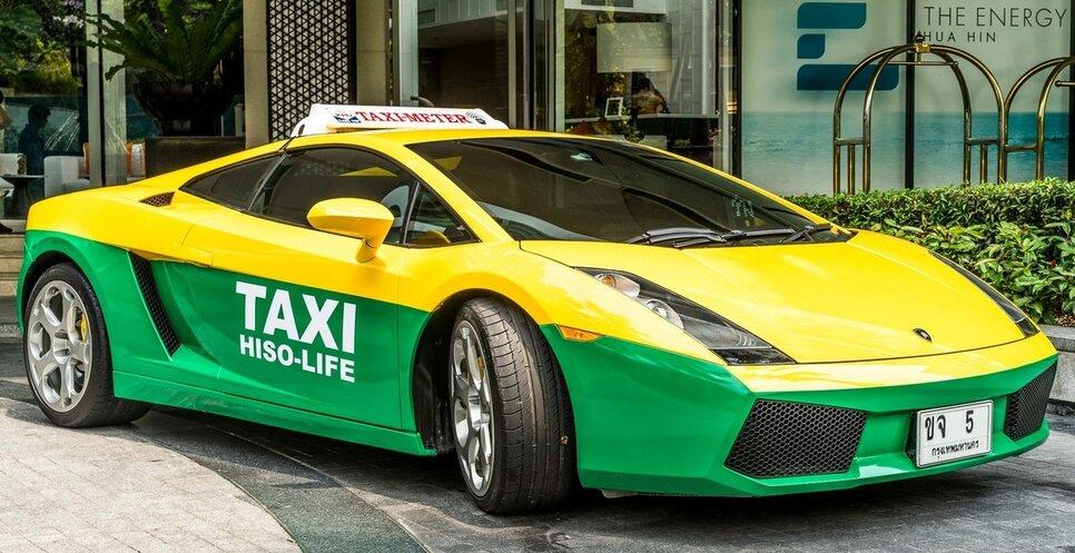 Записки водителя такси. «Бомбилы»: как заработать без агрегатора4