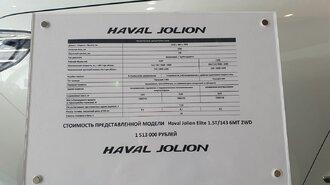 Покупаем Haval Jolion: спекуляции с модным «китайцем»23