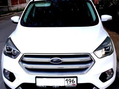 Ford Kuga, 2019