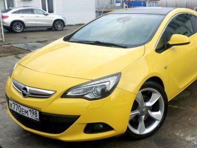 Opel Astra GTC 2014 отзыв автора   Дата публикации 22.04.2021.