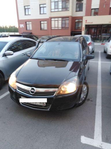 Opel Astra 2008 отзыв автора | Дата публикации 02.07.2021.