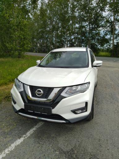 Nissan X-Trail 2021 отзыв автора | Дата публикации 14.08.2021.